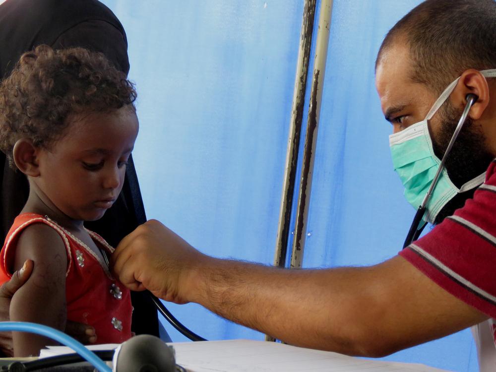 Iêmen: todos os pacientes de MSF chegam pela mesma estrada em Abs