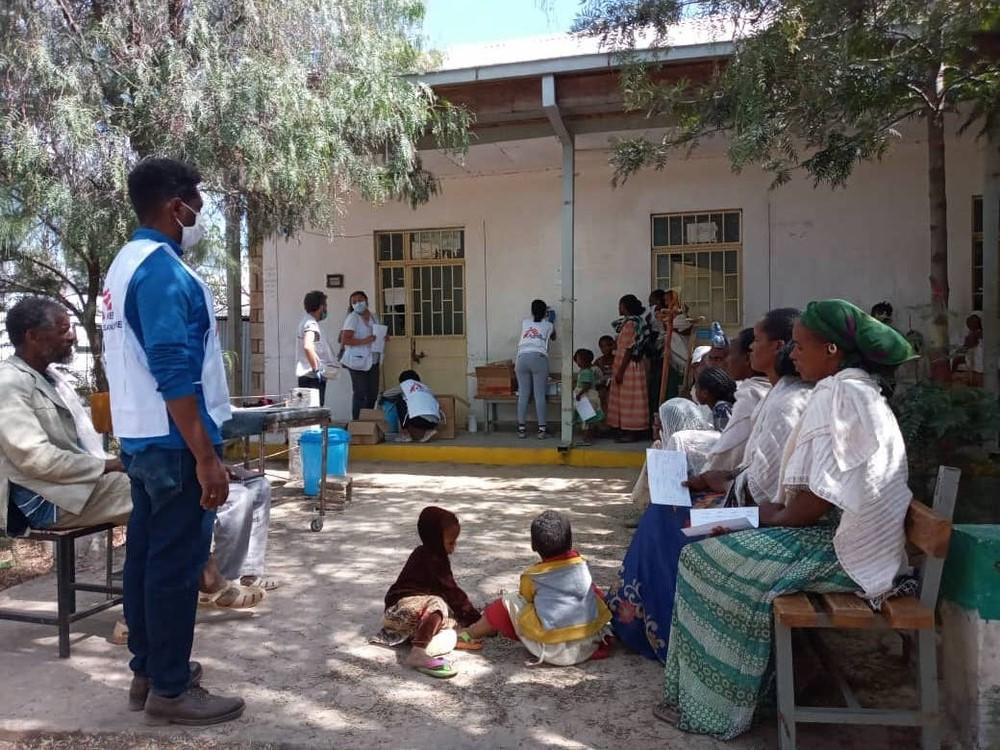 """Etiópia: """"As pessoas vão morrer em casa se não houver hospitais disponíveis"""""""