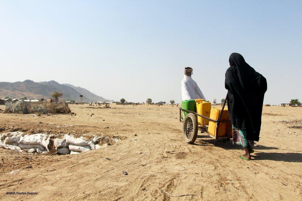 Pulka, Nigéria: onde a água é fonte de vida… e de doença