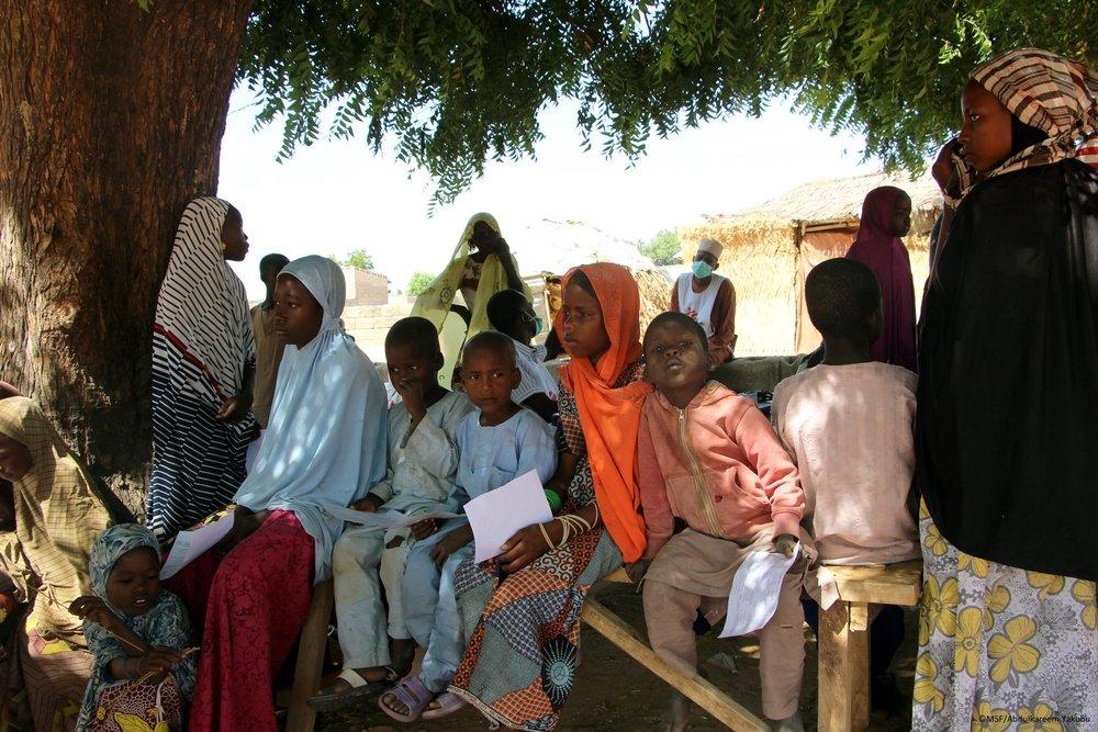 Nigéria: MSF supera desafios de segurança para tratar crianças no estado de Borno