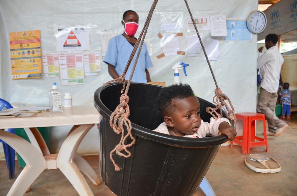 Posto de saúde em Nduta, Tanzânia (Foto: MSF/Alawiya Mohammed)