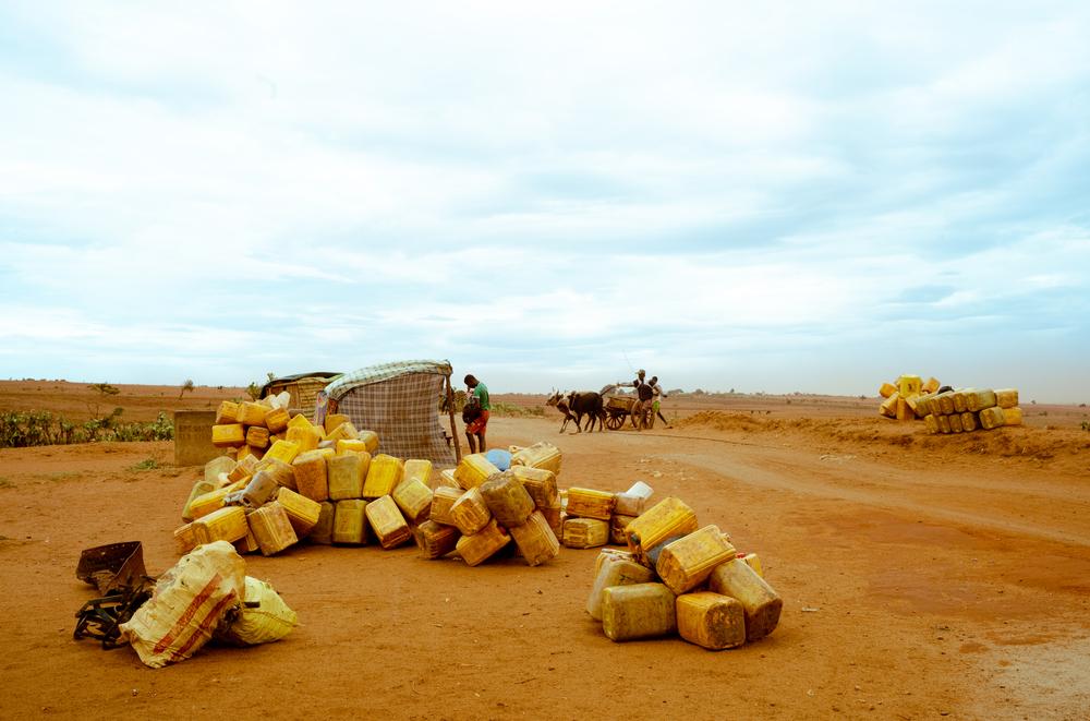 Resposta de emergência à crise de seca e desnutrição no sul de Madagascar