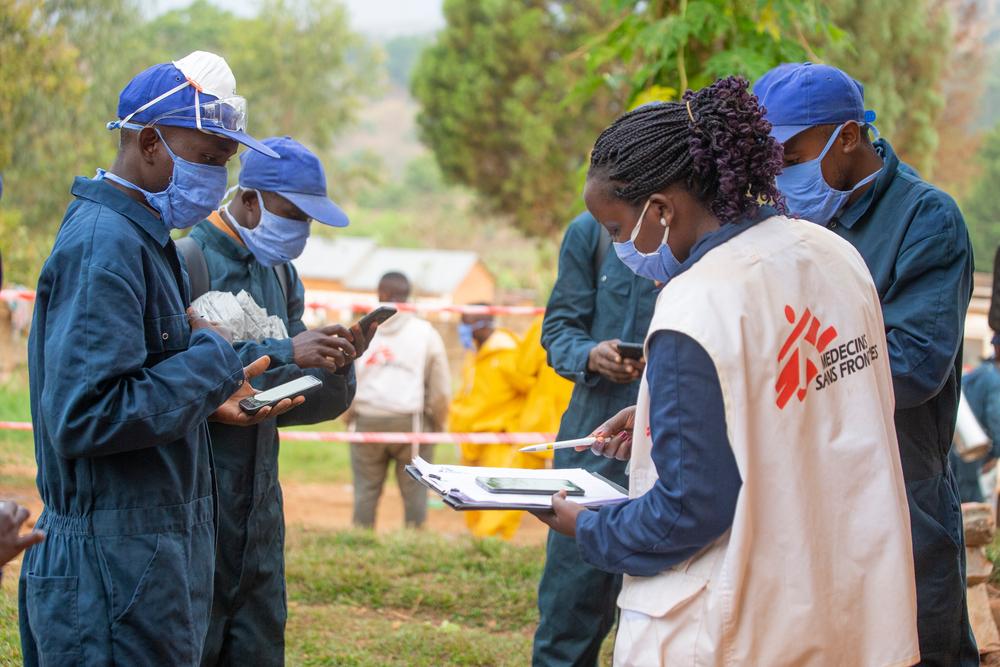 Como MSF está lutando contra a malária no Burundi