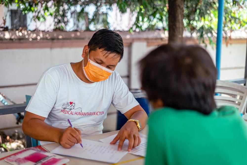 MSF pede acesso livre à saúde para a população de Mianmar