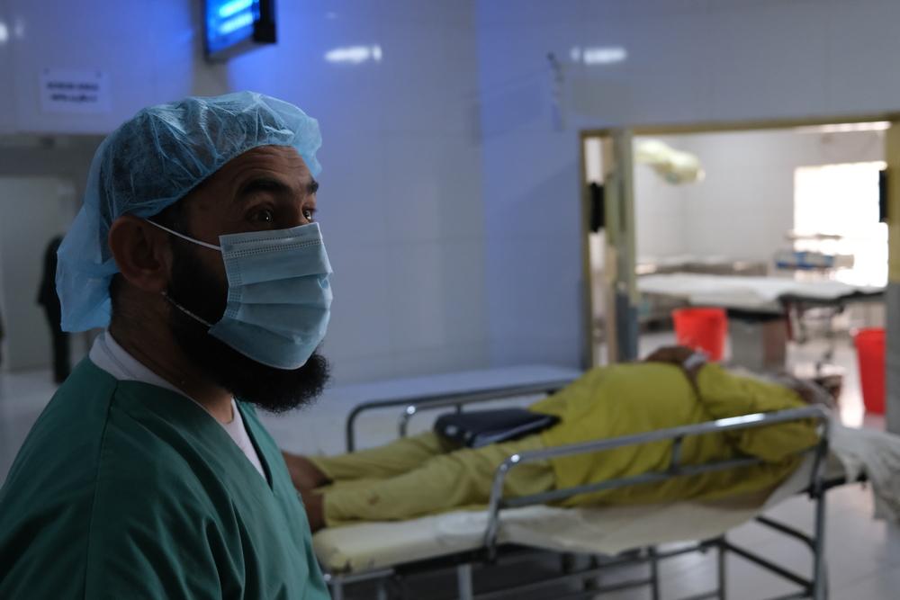 Afeganistão: aumento da violência em todo o país limita gravemente o acesso a cuidados de saúde