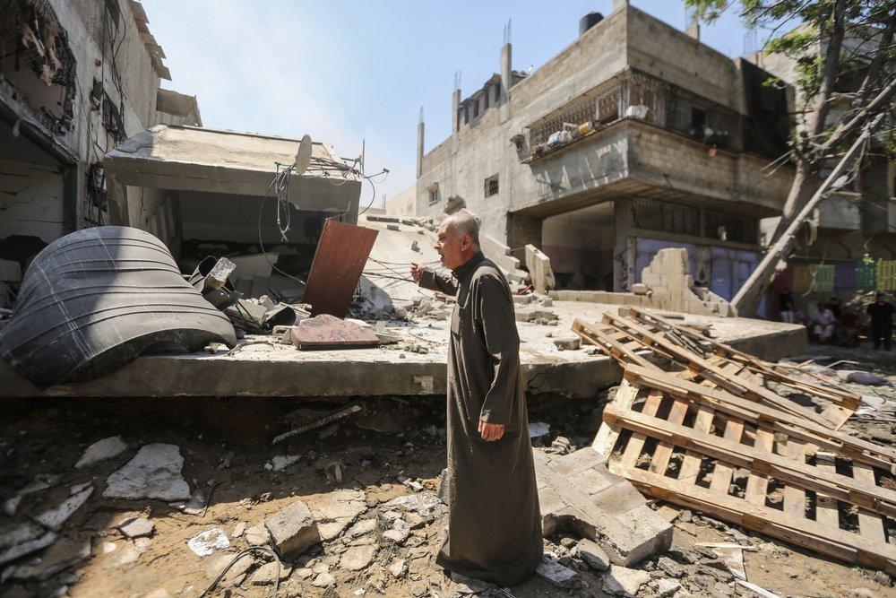 Sobrevivendo em Gaza: as esperanças e os perigos de permanecer sob bloqueio