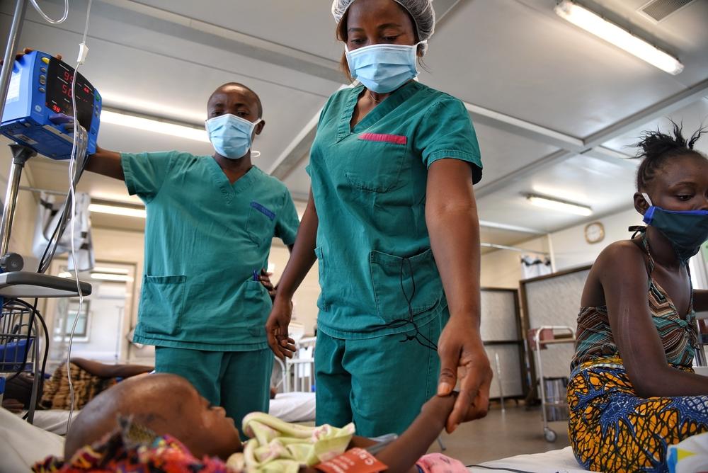 Serra Leoa: vivendo em meio a epidemias e expandindo as atividades em tempos difíceis