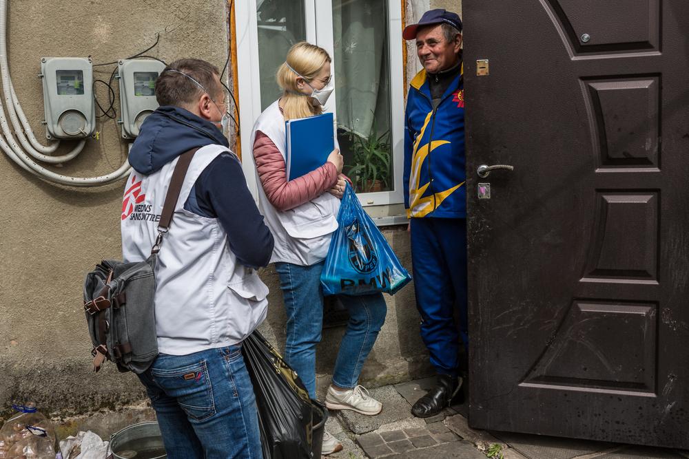 Foto:  Oksana Parafeniuk/MSF