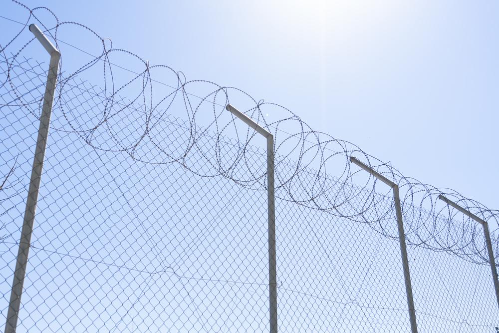 """Novo campo em Samos: """"Nós só podemos ajudar nossos pacientes a sobreviver"""""""