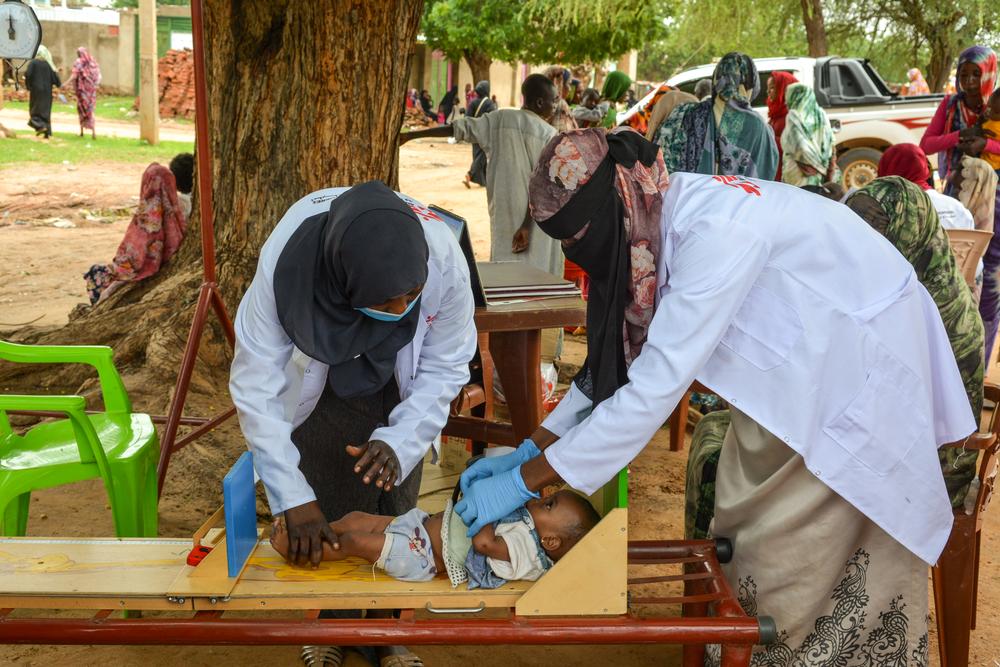 Sudão: a ajuda humanitária está sendo reduzida, mas as necessidades permanecem em Al-Geneina, Darfur Ocidental