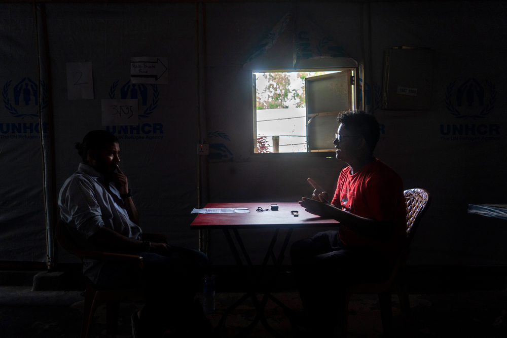 Nós, refugiados Rohingya, poderíamos simplesmente nos tornar invisíveis