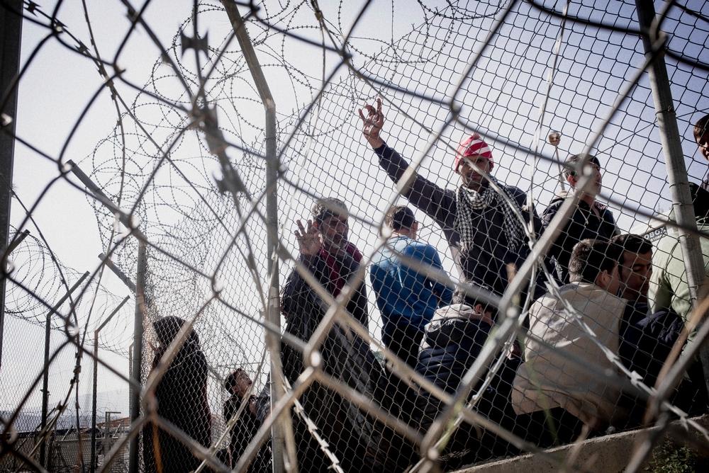 Grécia: Novo relatório de MSF alerta sobre o nível de sofrimento causado pelas políticas da União Europeia para solicitantes de asilo, refugiados e migrantes
