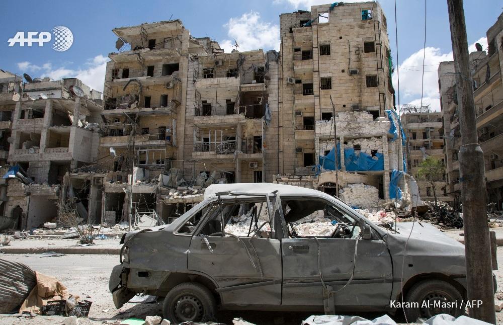 Síria: mais de 50 mortos em ataque contra hospital em Aleppo