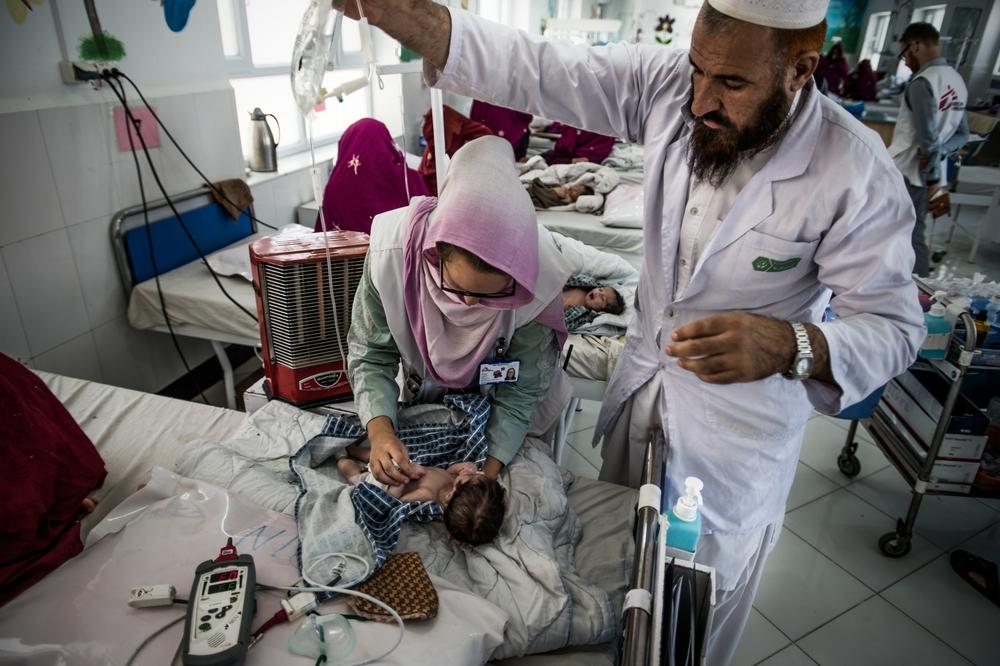 Conheça os cinco locais onde MSF está atuando no Afeganistão