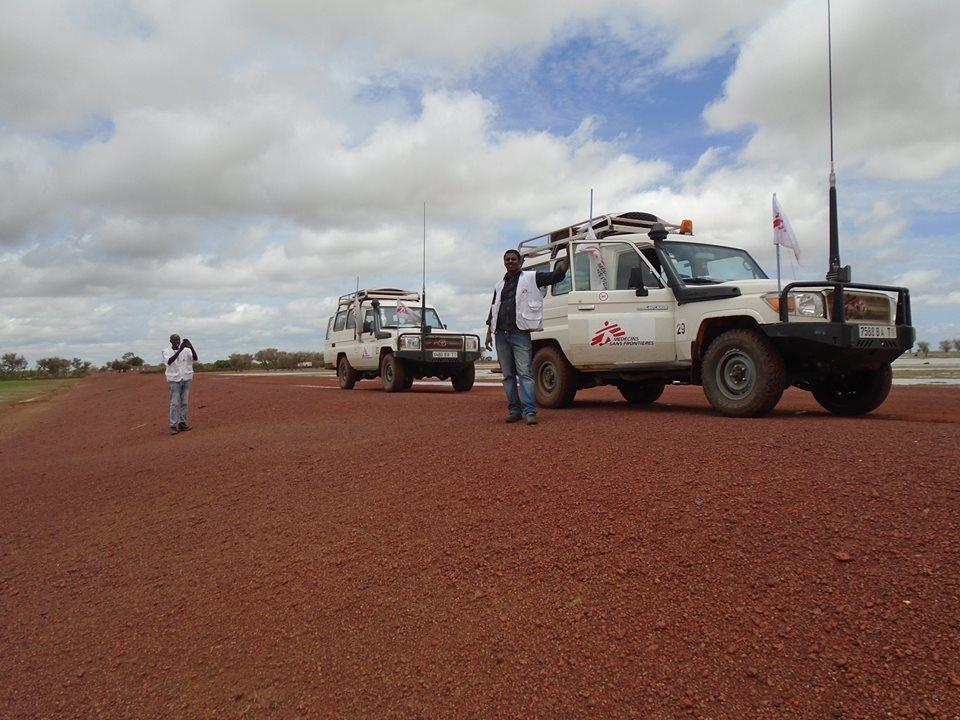 """""""Três laranjas para dizer obrigada"""": Paulette Baraka, coordenadora de atividades de saúde mental de MSF, no Mali"""