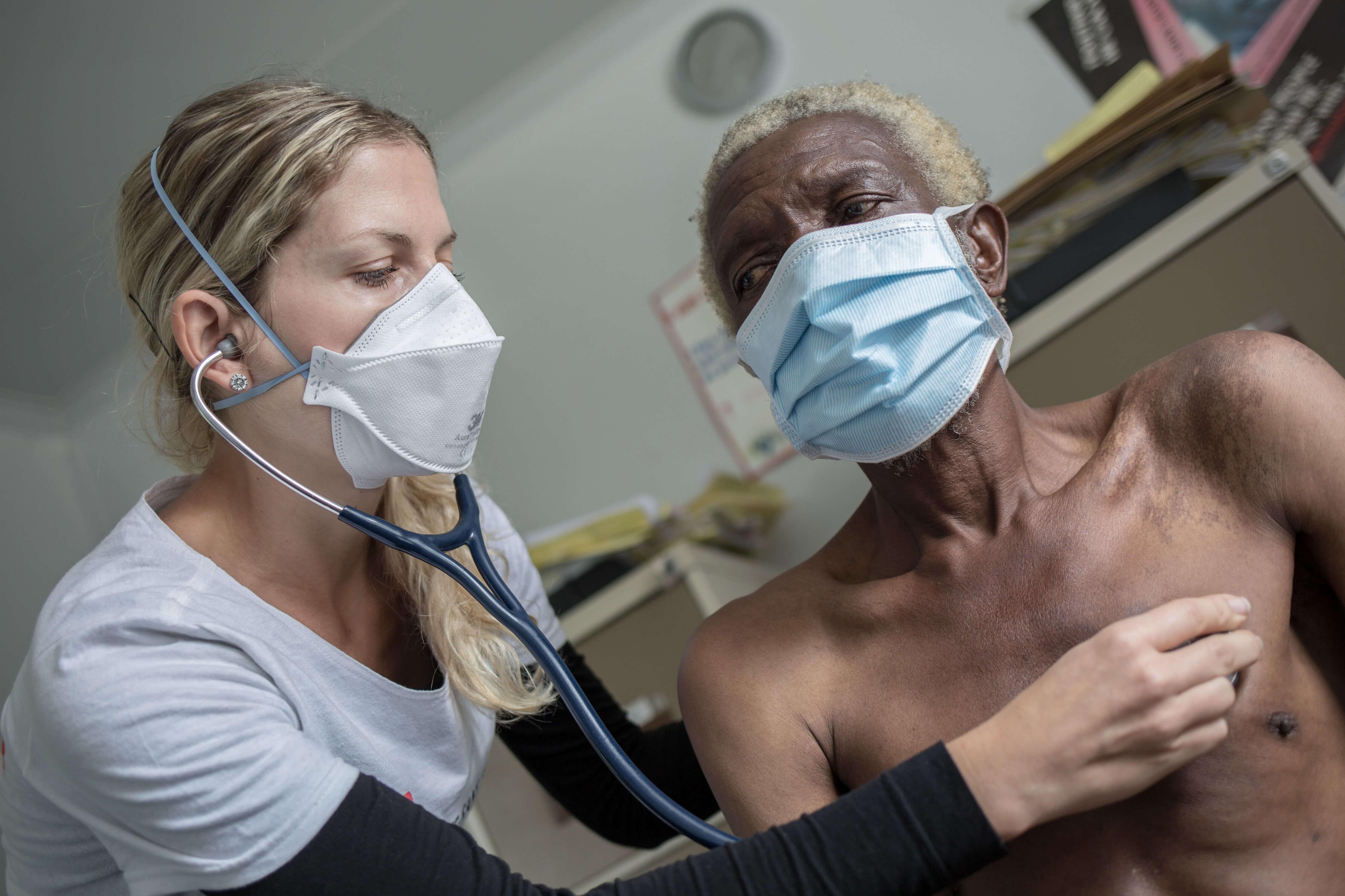 MSF lança hoje abaixo-assinado on-line da campanha Todos contra a Tuberculose