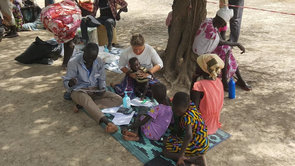 Sudão do Sul: conflito prolongado é causa de crise nutricional