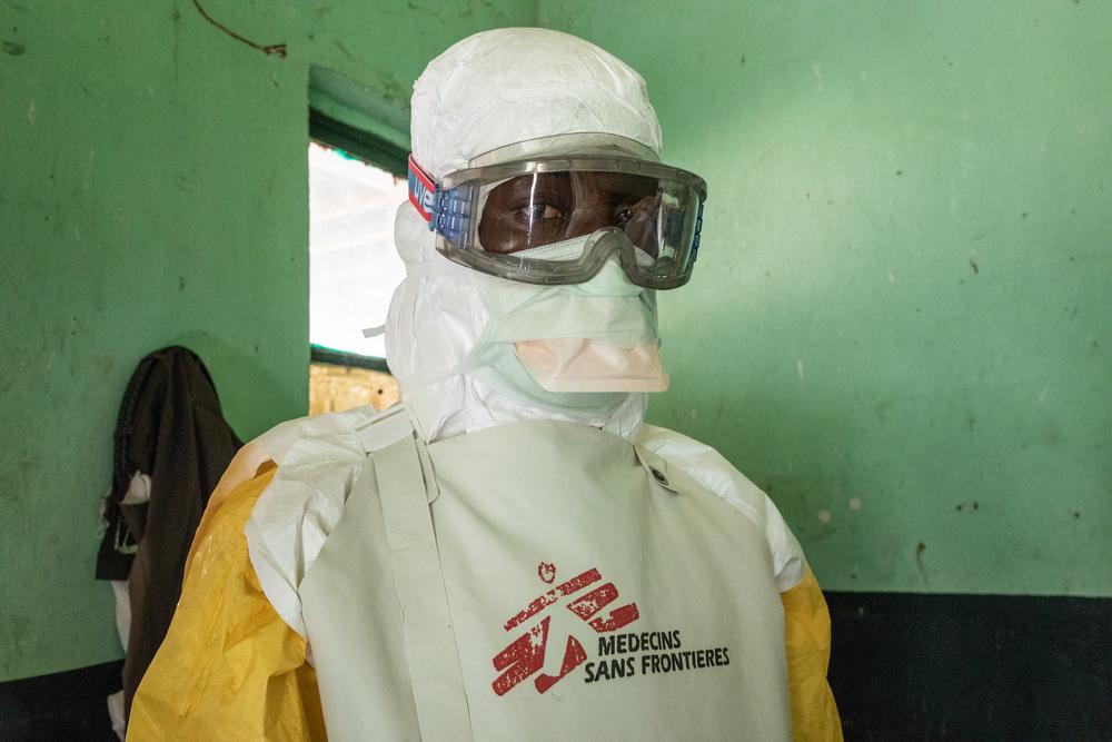 Bate-papo ao vivo sobre o Ebola: lições aprendidas nas epidemias