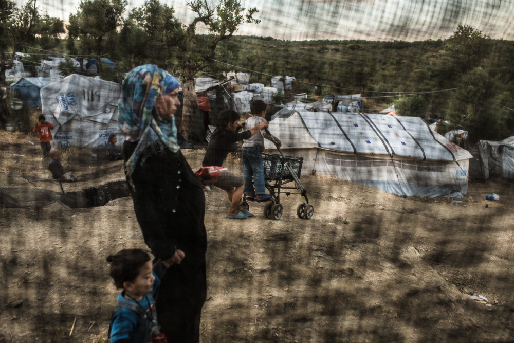 COVID-19: quarentena imposta pelas autoridades gregas em Moria é injustificada e cruel