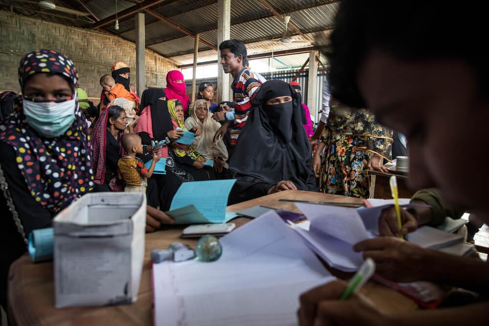 Aprendendo e atuando em Bangladesh