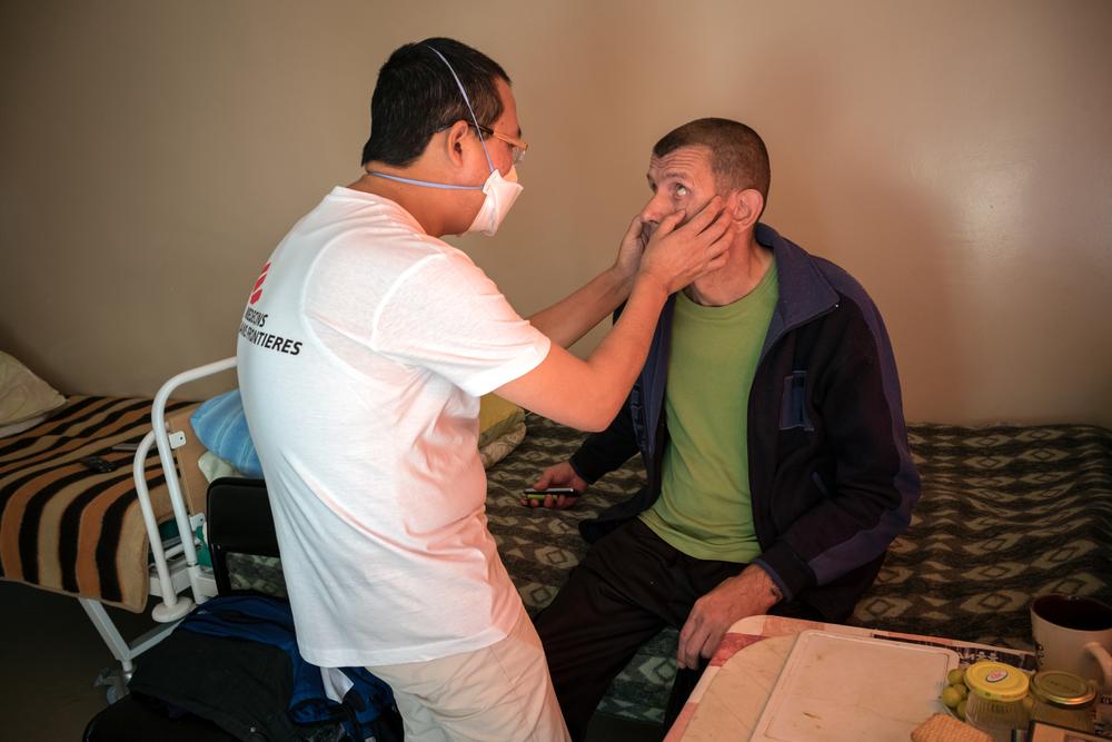 """TB na Bielorrúsia: """"discutir, debater e levar os pacientes a sério"""""""