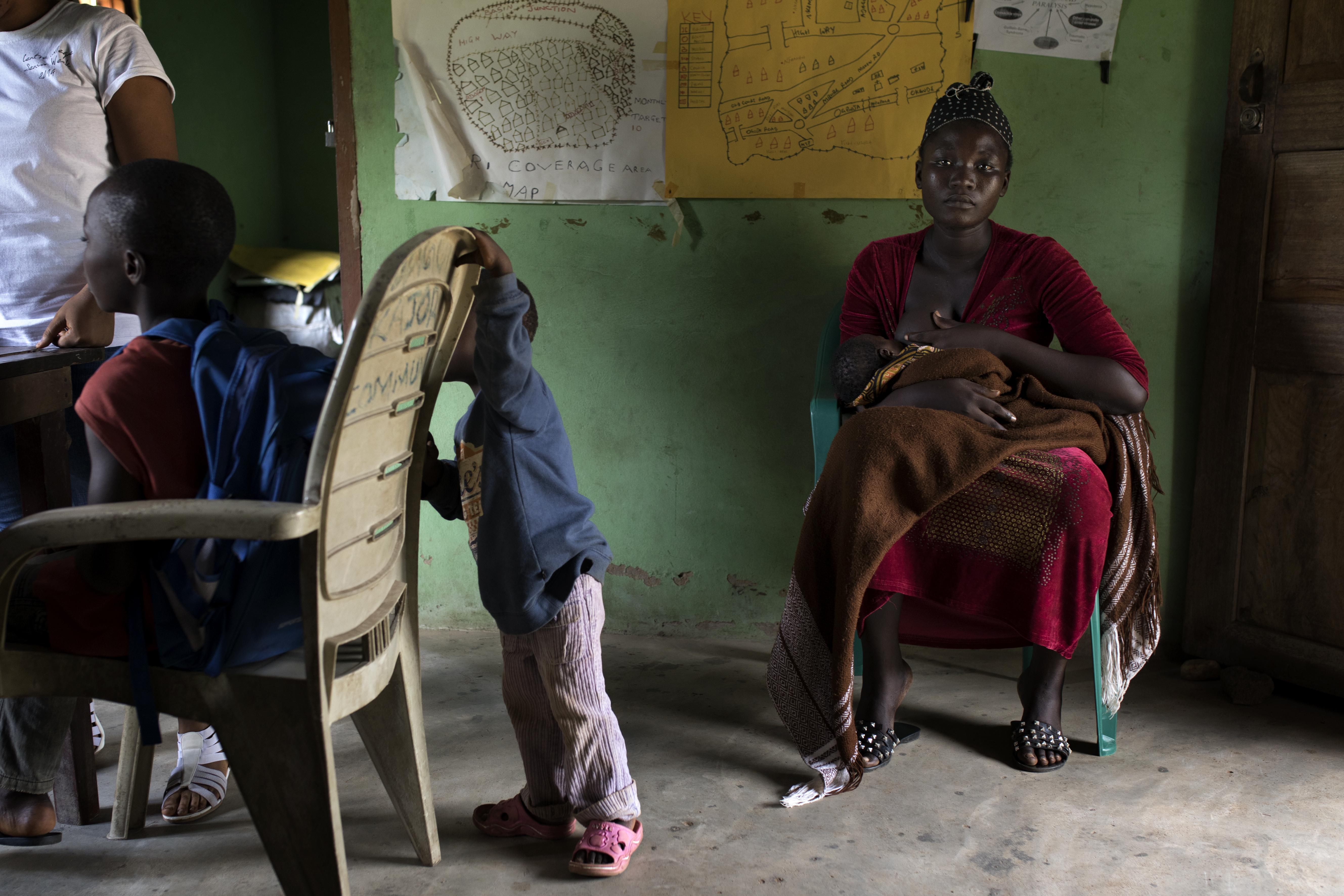 O pediatra Alexandre Bublitz fala sobre suas primeiras impressões na Nigéria