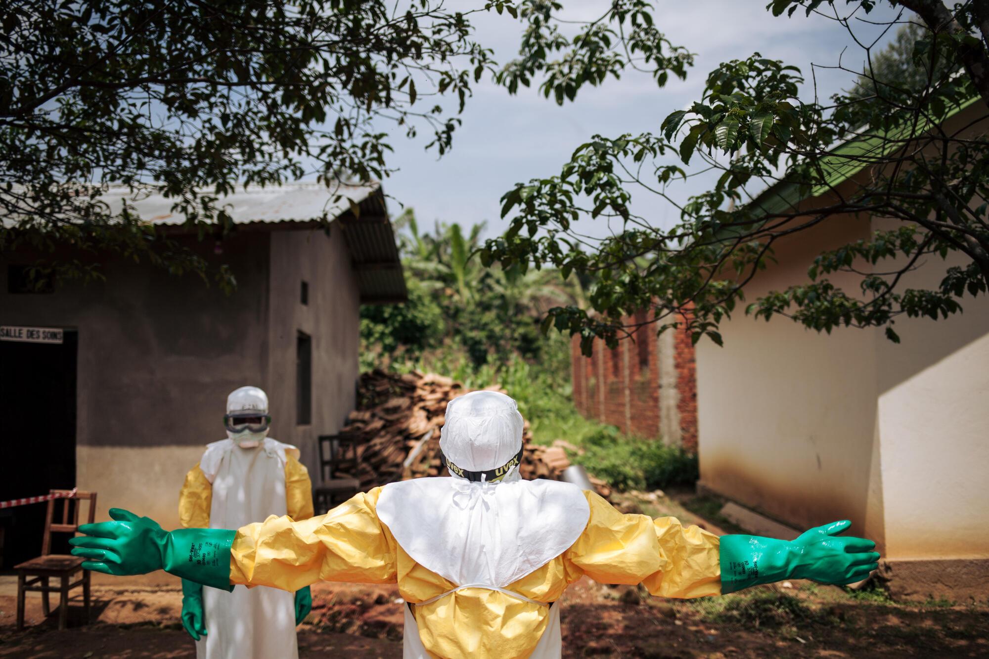 Ebola na RDC - 2018