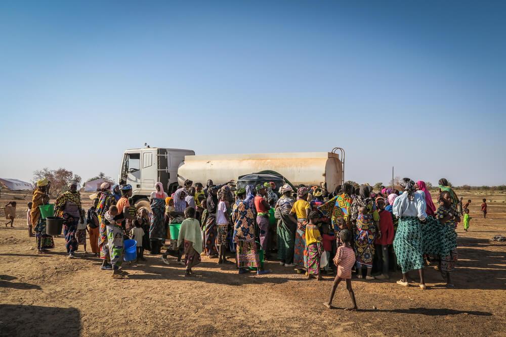 Burkina Faso: milhares de pessoas fugindo da violência precisam de ajuda