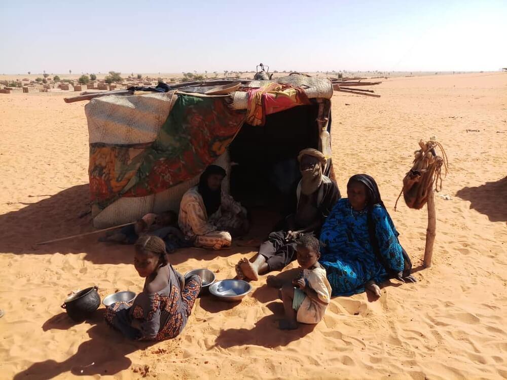 Níger: mais de 8.000 pessoas recentemente deslocadas