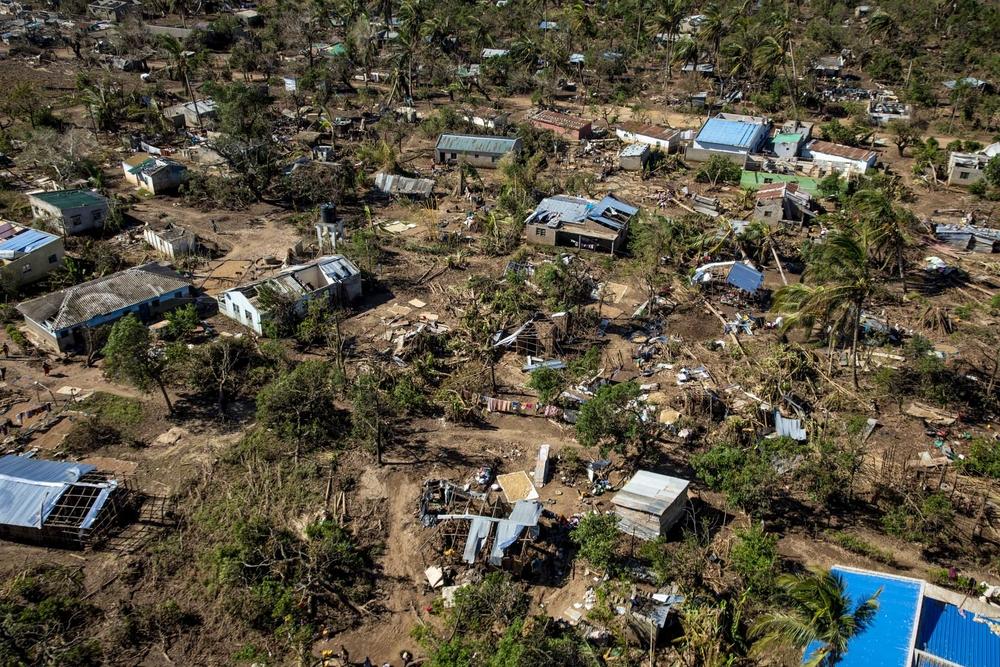 """Ciclone Idai, Moçambique: """"Sob a água, você vai nos achar"""""""