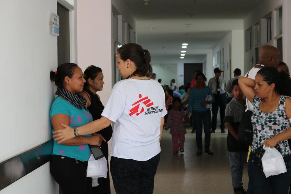 Coordenador do projeto para migrantes na Colômbia fala sobre o perfil das pessoas atendidas por MSF