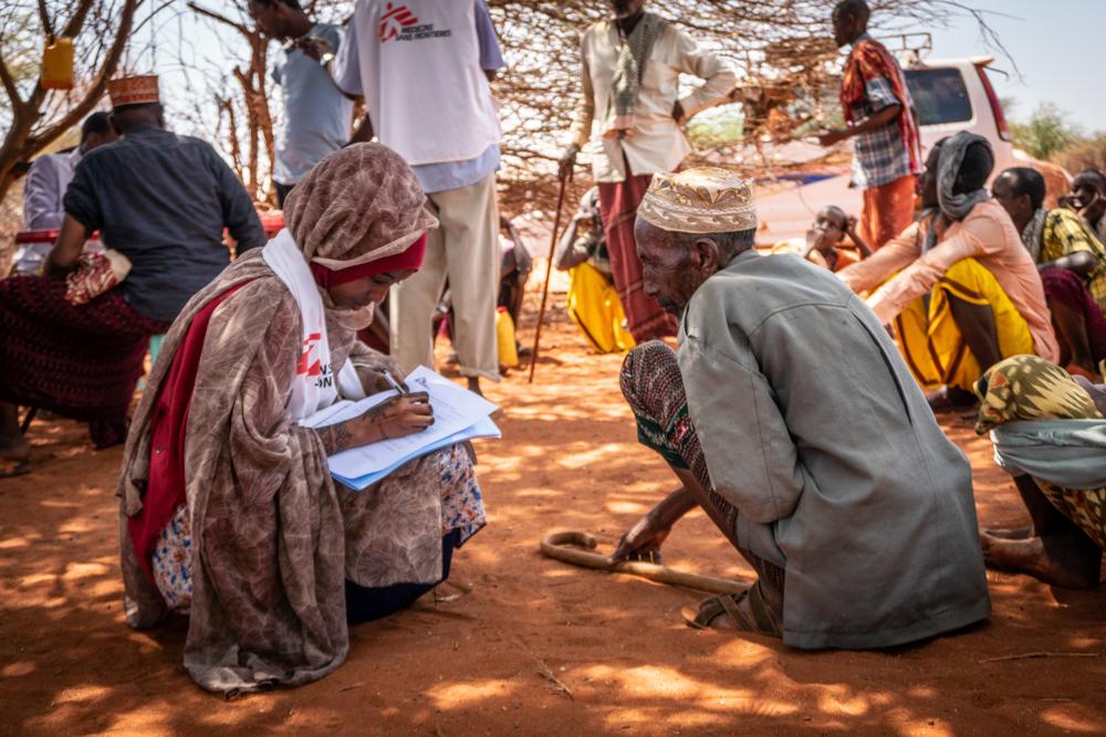 Cuidados de saúde flexíveis a comunidades pastoris somalis