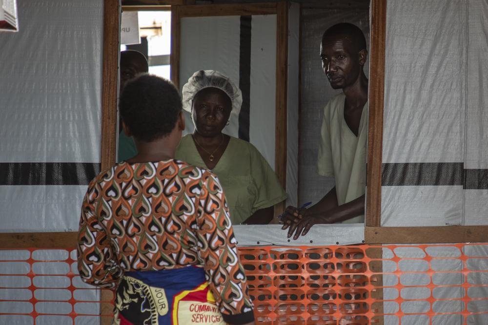 MSF defende que vacinação contra Ebola seja ampliada