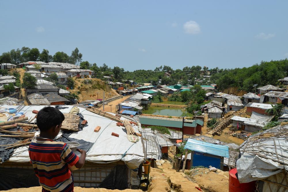 5 relatos de refugiados rohingyas e profissionais de MSF em Bangladesh