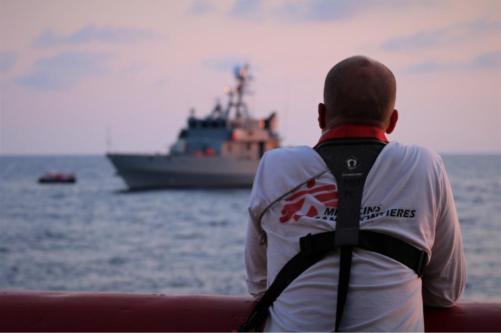 6 ocasiões em que MSF atuou no auxílio a migrantes no mar Mediterrâneo