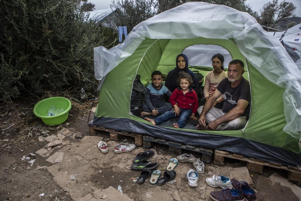 Coronavírus torna mais urgente evacuação de campos de refugiados na Grécia | MSF
