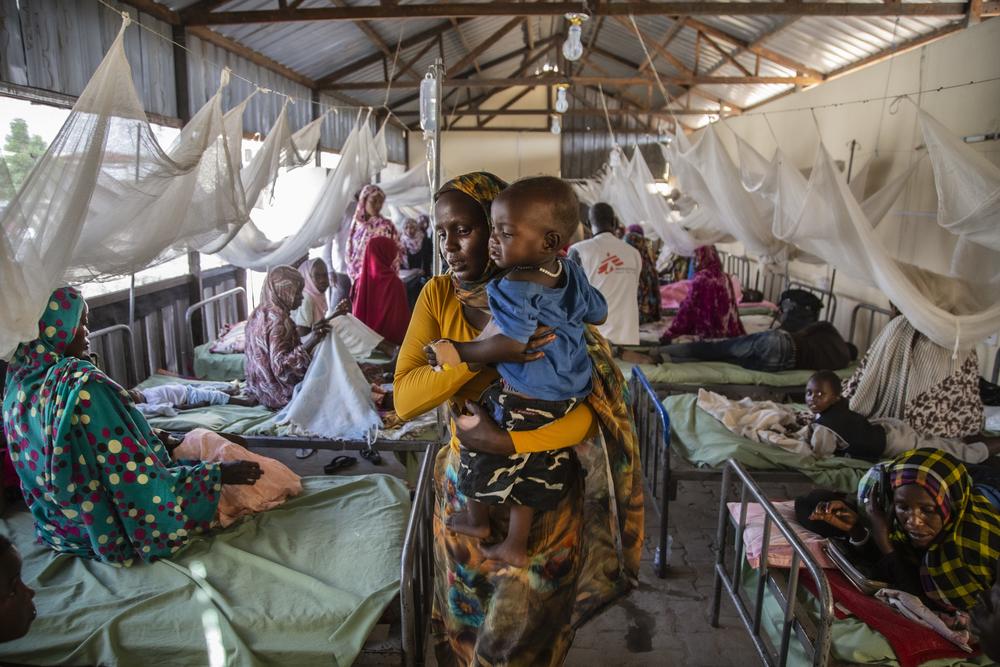 5 números sobre a atuação de MSF em 2019