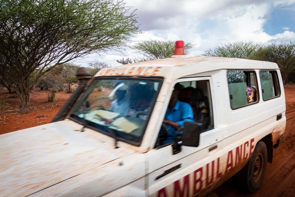 Os cinco países onde mais realizamos consultas ambulatoriais