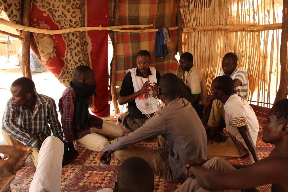 Níger: deportações colocam migrantes em risco