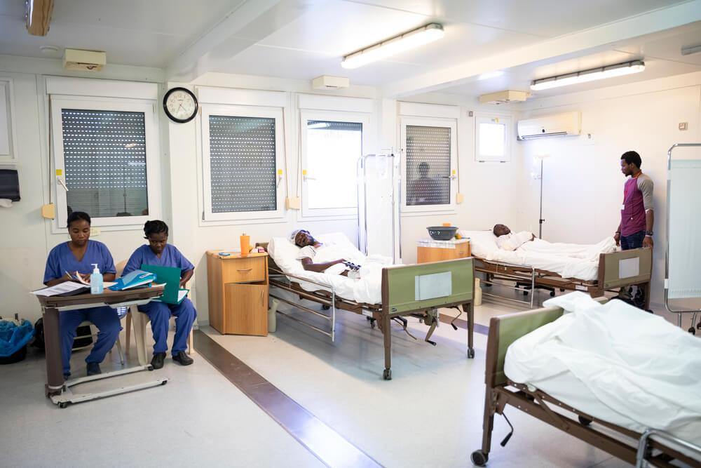 Haiti: mais de 200 pacientes com lesões relacionadas à violência foram admitidos no hospital de trauma em Porto Príncipe