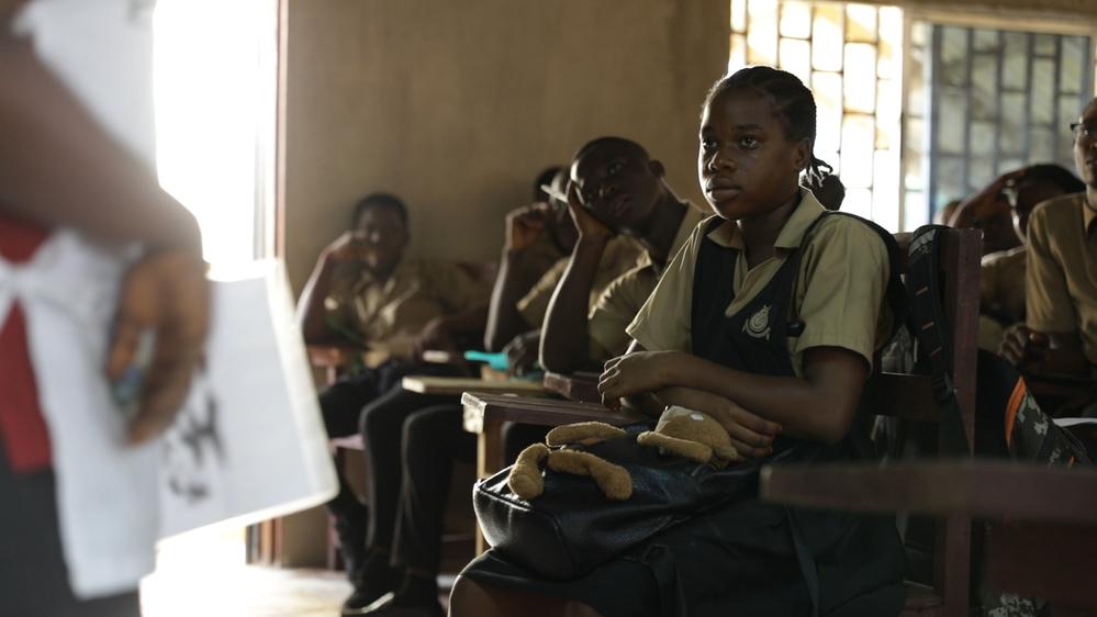 Libéria: tratamento certo para pessoas com epilepsia