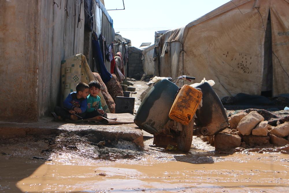 Síria: MSF aumenta sua resposta depois que tensões atingem um novo pico em Idlib
