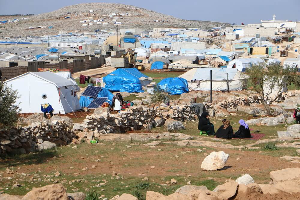 Apesar da trégua, população continua lutando para sobreviver no noroeste da Síria