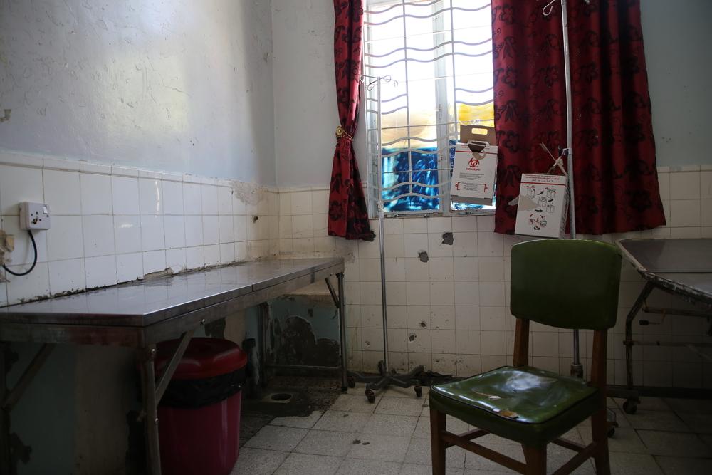 Espaço médico-humanitário está ameaçado em Taiz, no Iêmen
