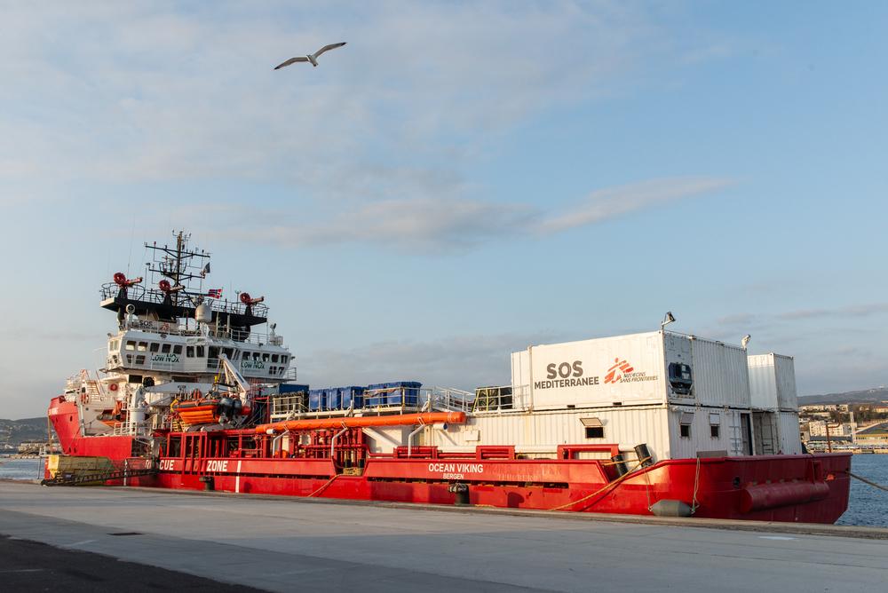 Combate à COVID-19 não é passe livre para uma tragédia judicial no Mediterrâneo