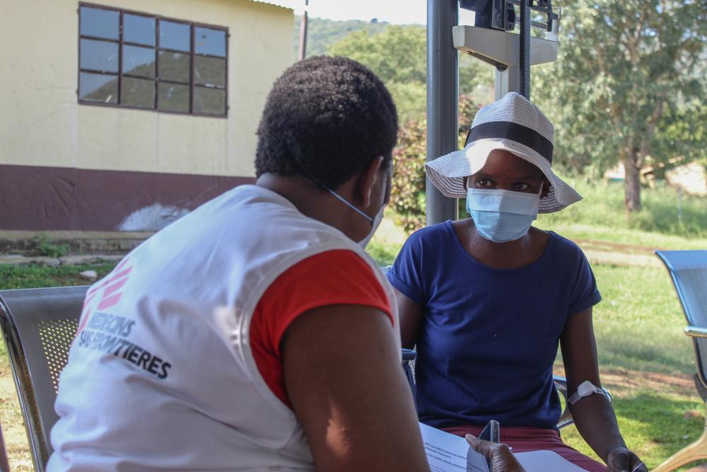 Resposta à COVID-19 em Eswatini