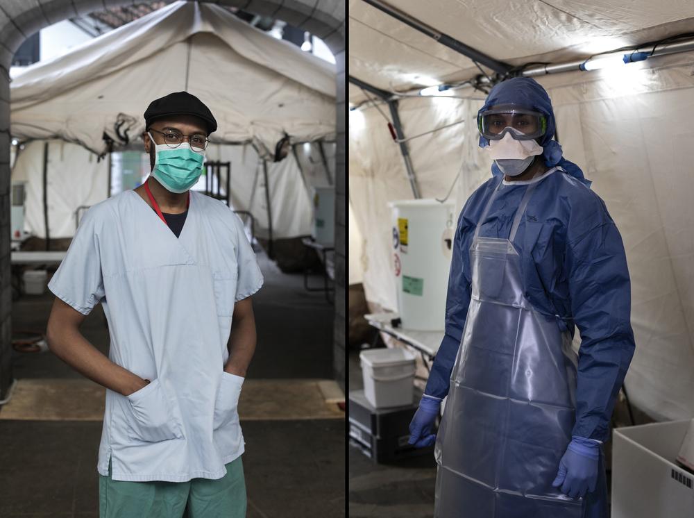 5 vídeos marcantes sobre a atuação dos profissionais de saúde contra a COVID-19