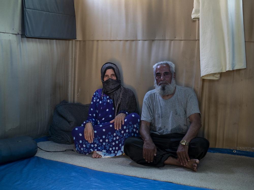 A realidade de famílias sírias que vivem refugiadas nas ilhas gregas