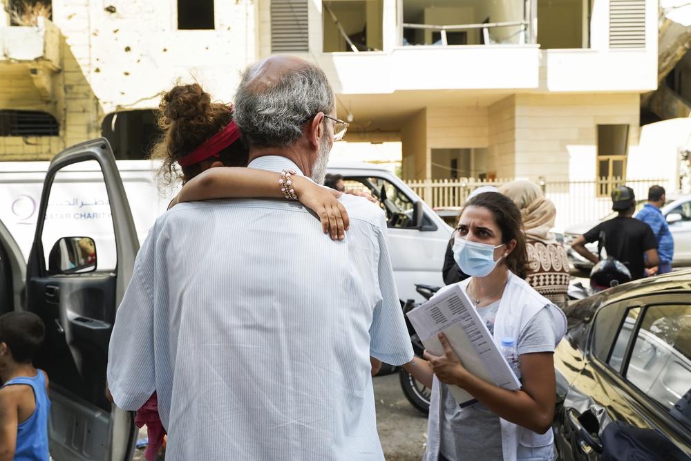 Beirute: MSF presta apoio médico e de saúde mental às comunidades mais afetadas pela explosão