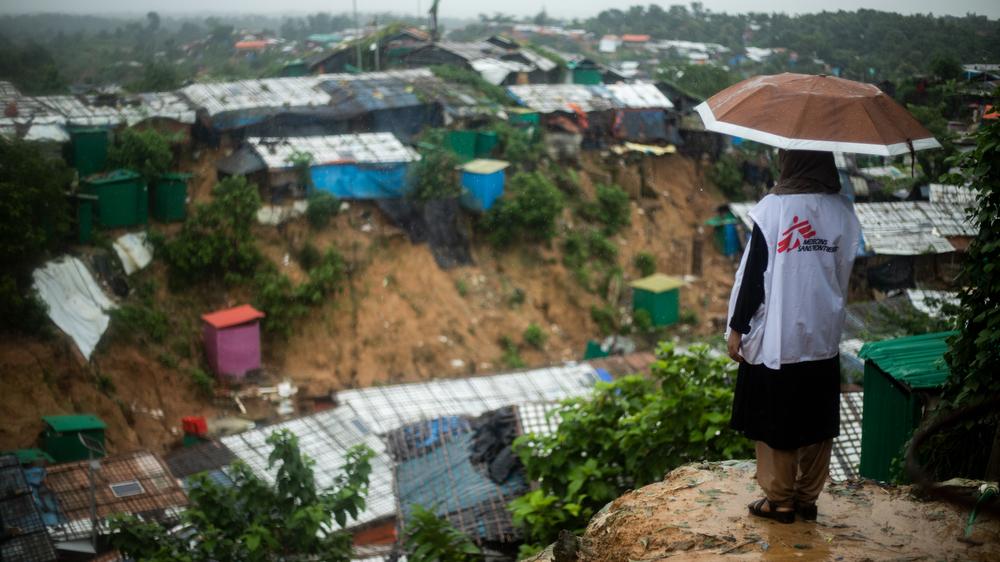MSF lança estudo de caso sobre atendimento humanitário aos rohingyas